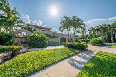 Jupiter FL Single Family Home For Sale: $1,395,000