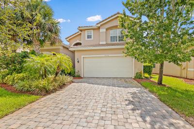 Vero Beach Single Family Home For Sale: 2025 Grey Falcon Circle SW