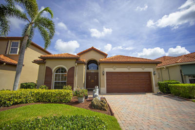 Boynton Beach Single Family Home For Sale: 4873 Gateway Gardens Drive