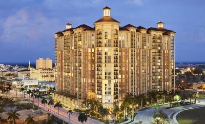 West Palm Beach Condo For Sale: 550 Okeechobee Boulevard #1702
