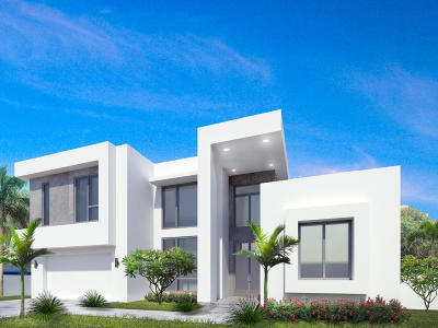 Boca Villas, Boca Villas Sec B, Boca Villas Sec C In Pb 24 Pgs 131 And 132 Single Family Home For Sale: 355 NE 6th Street