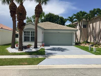 Boynton Beach Single Family Home For Sale: 8349 Bermuda Sound Way