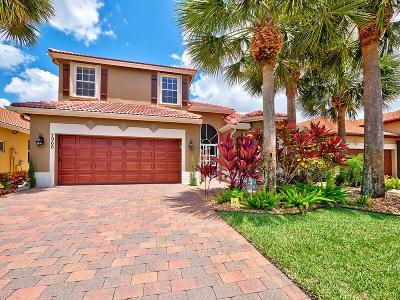 Boynton Beach Single Family Home For Sale: 7966 Canary Island Way