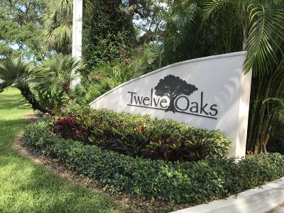 North Palm Beach Condo For Sale: 11369 Twelve Oaks Way