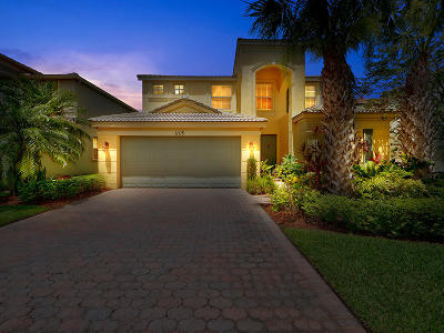 Port Saint Lucie Single Family Home For Sale: 11115 SW Wyndham Way