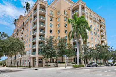 West Palm Beach Condo For Sale: 403 S Sapodilla Avenue #214