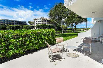 Palm Beach Condo For Sale: 2773 S Ocean Boulevard #116