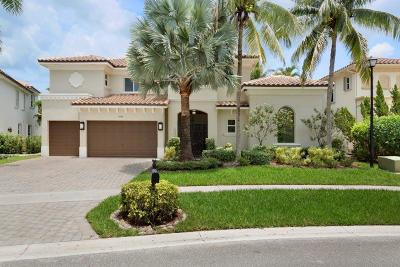 Delray Beach Single Family Home For Sale: 16260 Via Venetia E