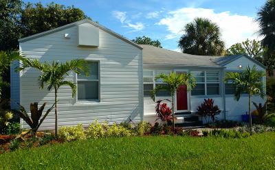 Single Family Home For Sale: 810 Hampton Road