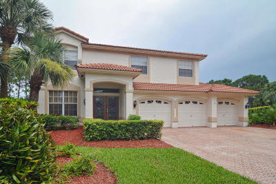 Palm City Single Family Home For Sale: 5035 SW Elk River Court