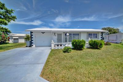 Pompano Beach Single Family Home For Sale: 3010 NW 2nd Avenue