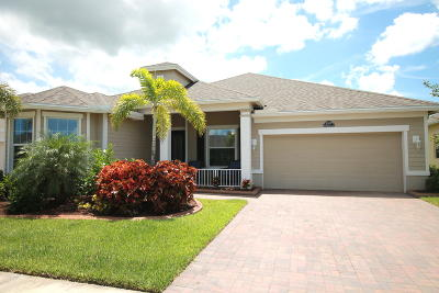 Port Saint Lucie Rental For Rent: 10363 SW Waterway Lane