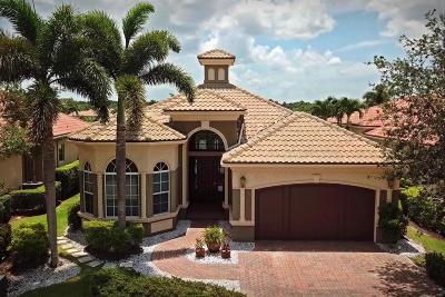 Port Saint Lucie Single Family Home For Sale: 134 SE Bella Strano