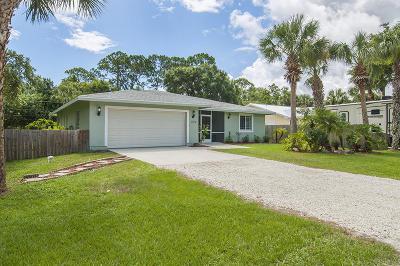 Vero Beach Single Family Home For Sale: 1124 38th Avenue SW