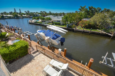 Boynton Beach Townhouse For Sale: 3063 Waterside Circle #3063