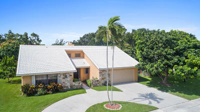Boca Raton Single Family Home For Sale: 410 NW 53rd Street