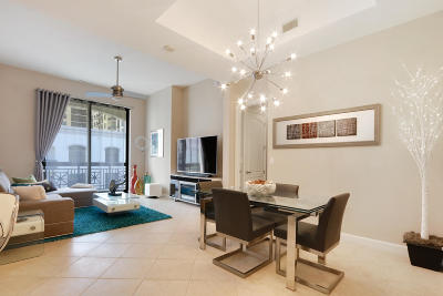 West Palm Beach Condo For Sale: 801 S Olive Avenue #1621