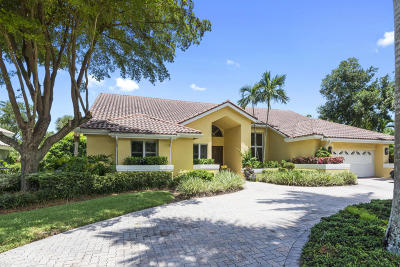 Boca Raton Single Family Home For Sale: 1698 SW 20th Avenue