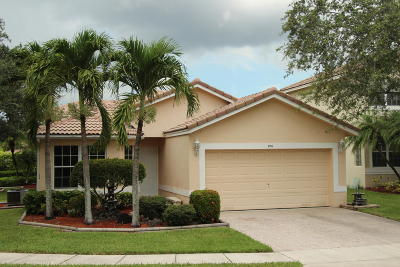 Pembroke Pines Single Family Home For Sale: 836 SW 117th Avenue SW