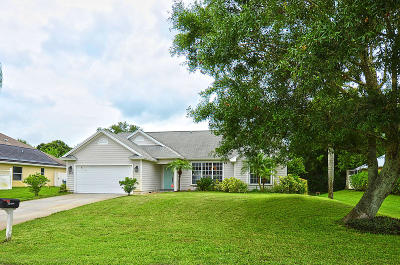 Vero Beach Single Family Home For Sale: 440 29th Court SW