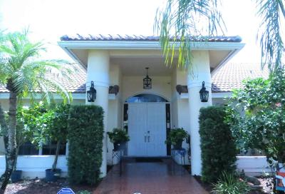 Palm Beach County Rental For Rent: 1350 Longlea Terrace