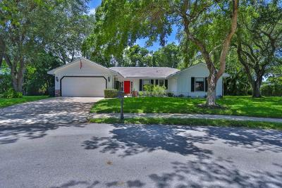 Boca Raton Single Family Home For Sale: 2419 NW 32nd Street