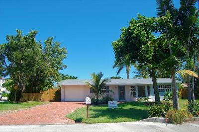 Boca Raton Single Family Home For Sale: 1150 SW 4th Avenue