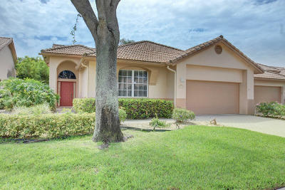 Boynton Beach Single Family Home For Sale: 8840 Shoal Creek Lane