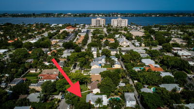 West Palm Beach Single Family Home For Sale: 430 27th Street