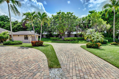 Boca Raton Single Family Home For Sale: 19706 Waters Pond Lane #504