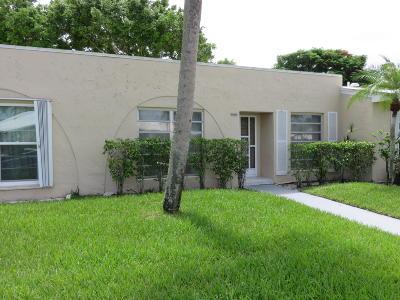 Boca Raton Condo For Sale: 20831 Wendall Terrace