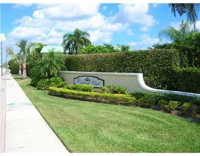 Boynton Beach Rental For Rent: 7 Colonial Club Drive #300