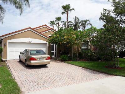 Boynton Beach Single Family Home For Sale: 7007 Ashton Street