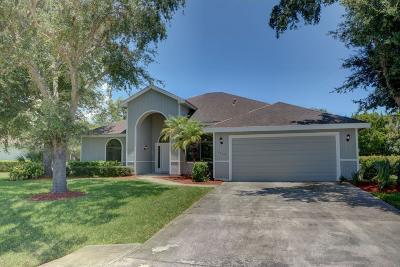 Port Saint Lucie Single Family Home For Sale: 1110 SE Westchester Drive