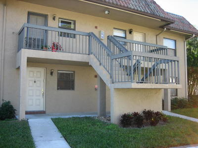 Boca Raton Condo For Sale: 6784 S. Palmetto Circle #105
