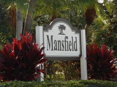 Boca Raton Condo For Sale: 103 Mansfield C