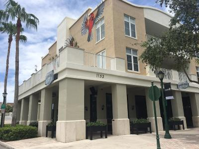 Jupiter Condo For Sale: 1153 Town Center Drive #201