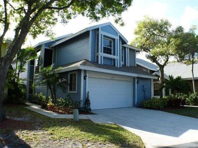 Boca Raton Single Family Home For Sale: 21461 54th Drive S