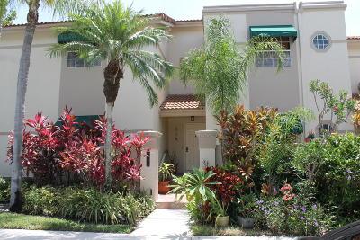 Boca Raton Condo For Sale: 6560 Via Regina