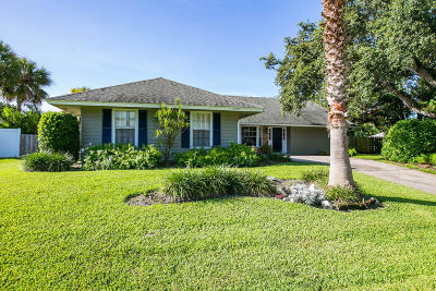 Vero Beach Single Family Home For Sale: 1024 Orchid Oak Drive