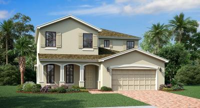 Vero Beach Single Family Home For Sale: 10122 W Verona Circle
