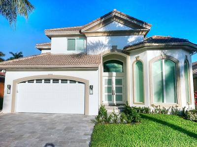 Boca Raton Single Family Home For Sale: 6505 NW 39th Terrace