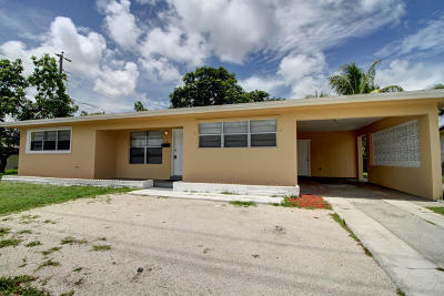 Fort Lauderdale Rental For Rent: 1181 NW 19 Street