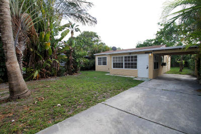 Fort Lauderdale Rental For Rent: 1729 NW 6 Avenue