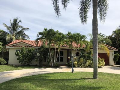 Boca Raton Single Family Home For Sale: 300 SW 13th Street