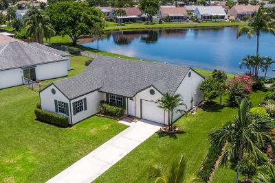 Boynton Beach Single Family Home For Sale: 8654 Indian River Run