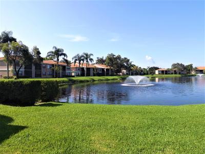 Palm Beach Gardens Condo For Sale: 12830 Briarlake Drive #102