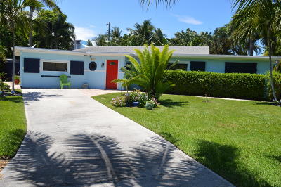 Boynton Beach Rental For Rent: 181 SE 30th Avenue