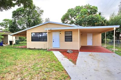 Fort Lauderdale Rental For Rent: 1071 NW 25 Avenue