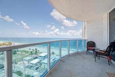 Pompano Beach Rental For Rent: 801 Briny Avenue #1403